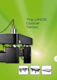 08-Optical Tables.pdf - Qioptiq Q-Shop