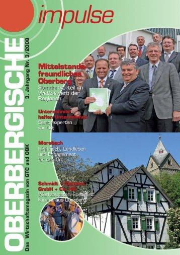 freundliches Oberberg - und TechnologieCentrum Gummersbach ...