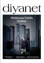 Diyanet Aylik - Kasim 2014