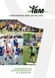 Jahresberichte (PDF) - Turnverband Bern Mittelland