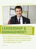 Ofsted highlights - Leeds City College - Page 4
