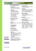 TheGreenBow VPN Mobile - Datasheet - Page 3