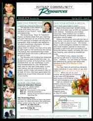 Spring 2010 - Kitsap Community Resources