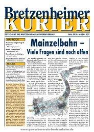 *Bretzenheimer Kurier 05-10.qxd:. - Gewerbeverein Bretzenheim