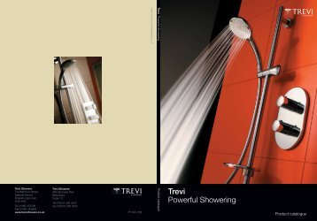 Trevi Powerful Showering Brochure