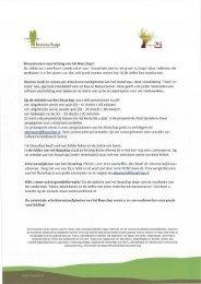 Korte presentatie ziekte van Lyme - Bosschap