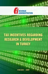 Tax Incentives Regarding Research & Development In Turkey