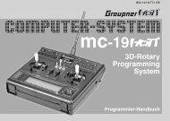 "Programmiermodus HoTT-HF-Modul und ""Binding"" Sender - Graupner"