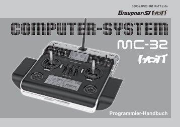Programmier-Handbuch - Graupner