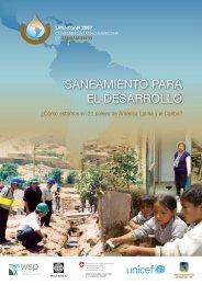 ¿Cómo estamos en 21 países de América Latina y el Caribe? - WSP