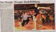 Die Boogie-Woogie-Rudelbildung - German Open Championships