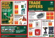 SEPTEMBER – OCTOBER 2008 - Trademate Home Page