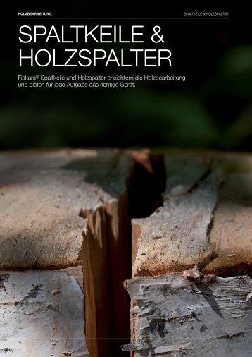 SPaltKEIlE & holZSPaltEr - Grande & Pujo