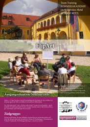 FlipArt - Symposion Hotels