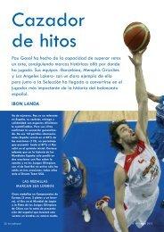 PAU 49.qxp - Federación Española de Baloncesto