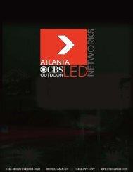 Atlanta Digital Billboard Network - CBS Outdoor
