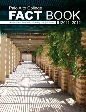 Palo Alto College Fact Book - Alamo Colleges
