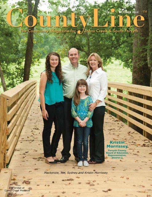 Kristin Morrissey - County Line Magazine