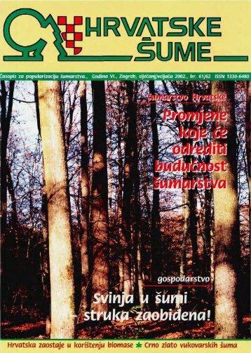 u - Hrvatske šume