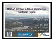 Presentation - Eastmain1.org
