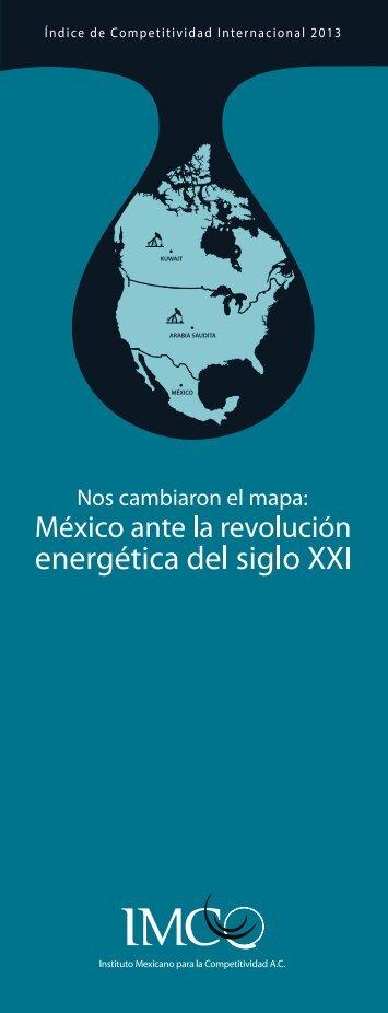 Resumen Ejecutivo - Instituto Mexicano para la Competitividad AC