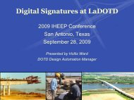ApproveIt Signature Verification - Texas Department of Transportation