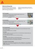 Handbuch - MaxDicht Silikon und Dichtstoffe - Seite 6