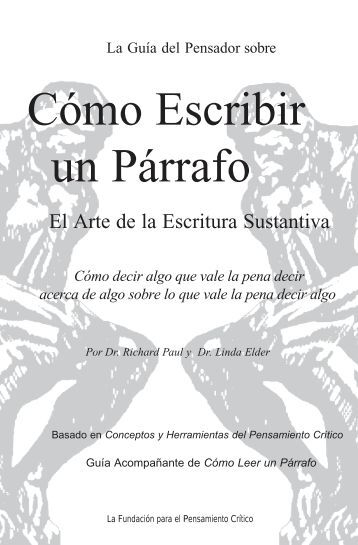 The Critical Thinking Community   Blog de Enrique Rubio