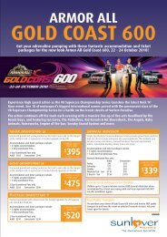 armor all gold coast 600 - Golden Grove Village