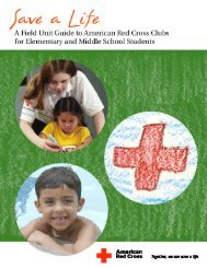 Save a Life - American Red Cross