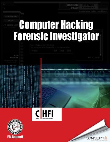 Computer Hacking Forensic Investigator - SSE