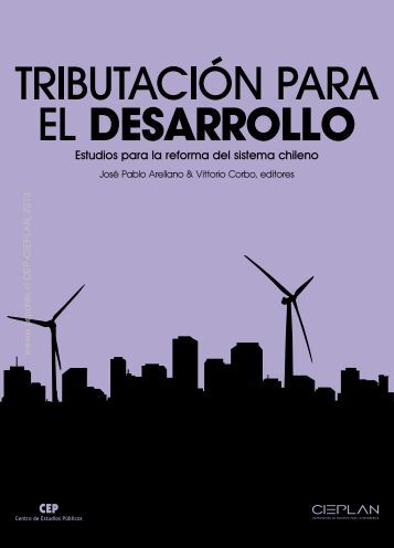 Libro: Tributacion para el desarrollo - Centro de Estudios Públicos