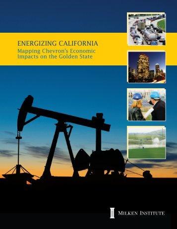 Energizing California - Chevron