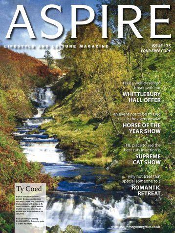 Ty Coed - Aspire Magazine