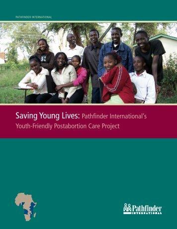 saving Young lives - Pathfinder International