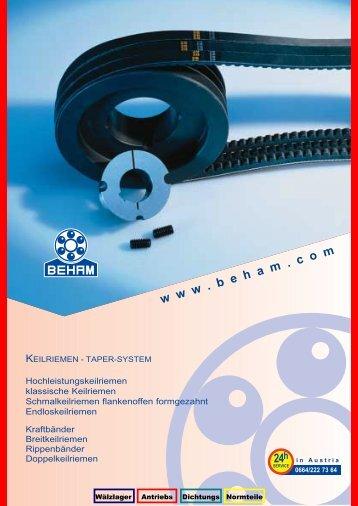 Beham/05 - A05/KEIL - Antriebstechnik