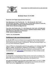Merkblatt Stand: 01.07.2005 Einführung in das neue ...