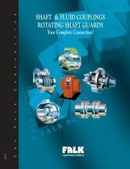 shaft & fluid couplings rotating shaft guards - BSI Mechanical