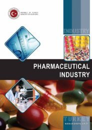 Pharmaceutical Industry of Turkey