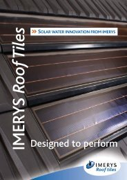 Solar Thermal Tiles - Ecobuild Product Search