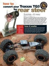 convert your Traxxas TQ3 - RC Car Action