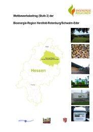 Regionales Entwicklungskonzept 2009 - naturkraft region