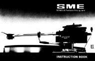 SME3009Series III - The Analog Dept.