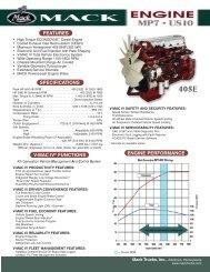 MACK MP7 - Bruckners Truck Sales
