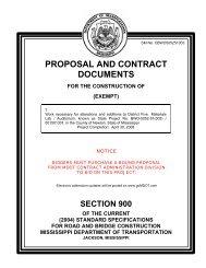 Draft RFP (Redline)Feb  10 2011 - Mississippi Department of