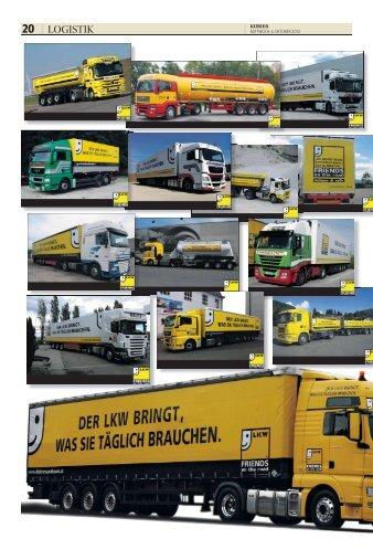 Logistik Kurier - 06.10.2010 - Transporteure