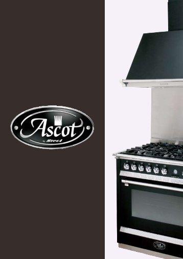 ascot 90 6 burners - Home Ideas Centre