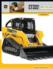 CT332 COMPACT TRACK LOADER - Cesco Used Equipment