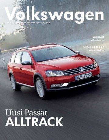 Uusi Passat - Volkswagen