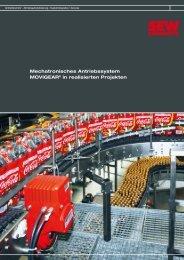 Mechatronisches Antriebssystem MOVIGEAR® in ... - SEW Eurodrive